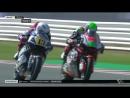 Black flag Romano Fenati for irresponsible riding