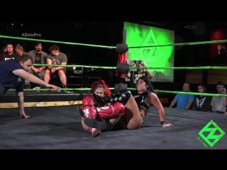 Tessa Blanchard vs. Laynie Luck vs. Miranda Alize