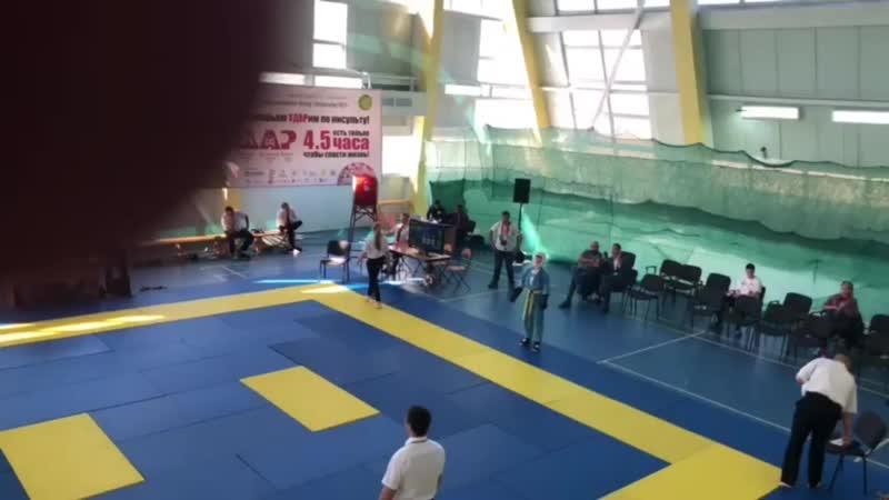 Чемпионат и Первенство Приморского Края по KUDO отбор(1)
