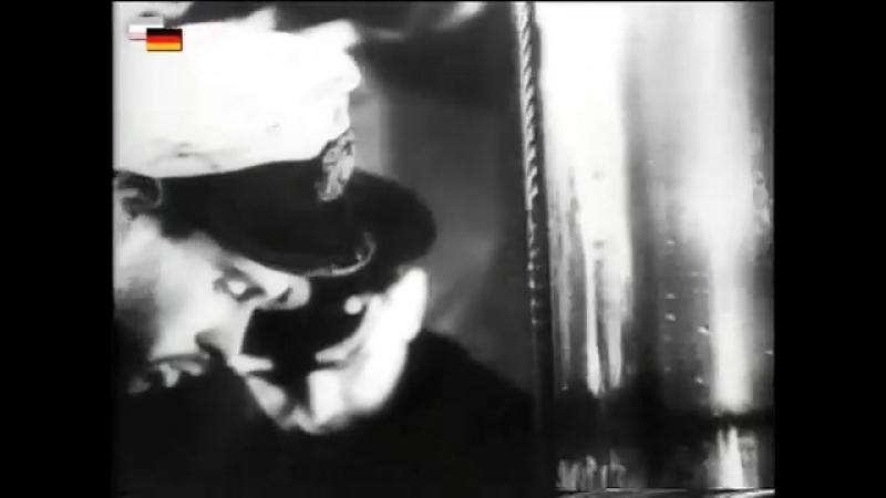 1943 03 24 Film DWS 655 U Boot auf Geleitzugjagd im Nordatlantik