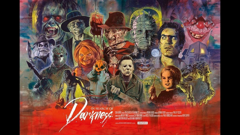 OFFICIAL TRAILER - IN SEARCH OF DARKNESS - '80s HORROR DOC