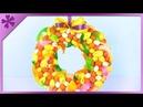 DIY Easter egg wreath (ENG Subtitles) - Speed up 318