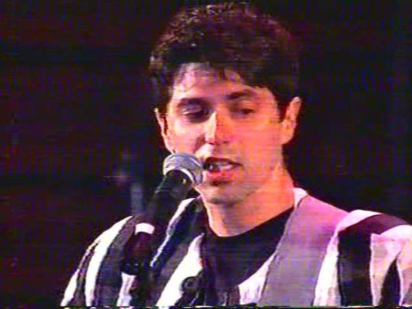 Leoni Garotos Concha Acústica Niterói 1994