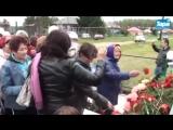 Открытие памятника в Малых Туралах Тарского района. 02.09.2018 г.