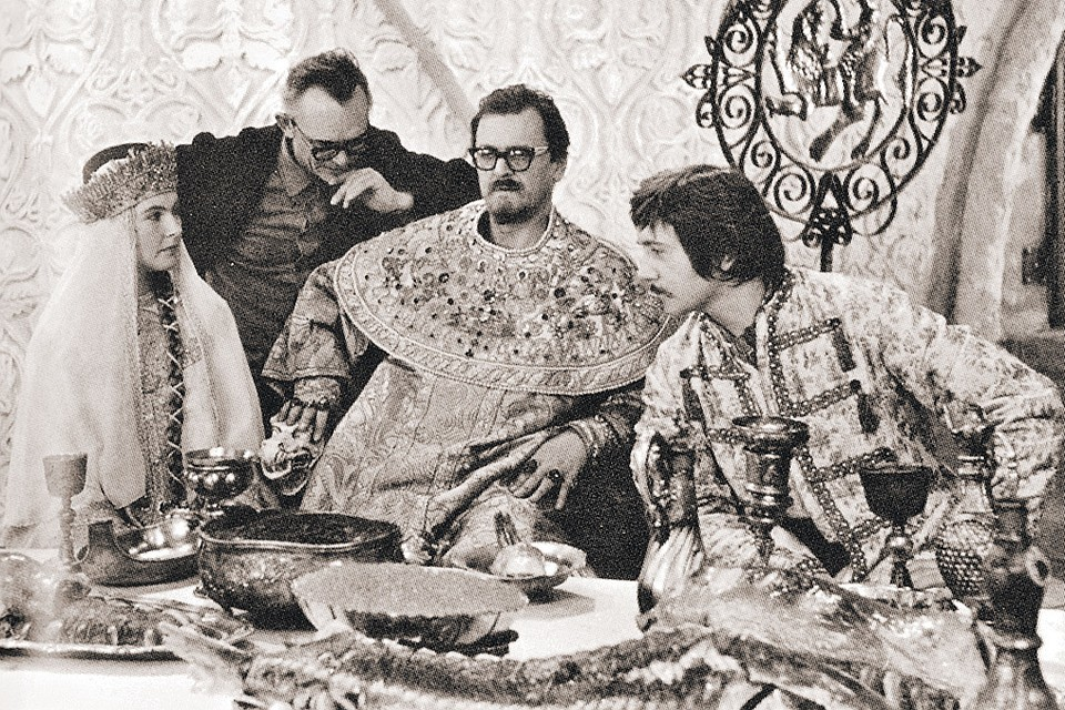 Фотографии со съёмок и интересные факты к фильмуИван Васильевич меняет профессию 1973 год