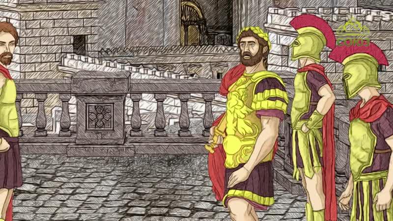 21 февраля: Великомученик Феодор Стратилат
