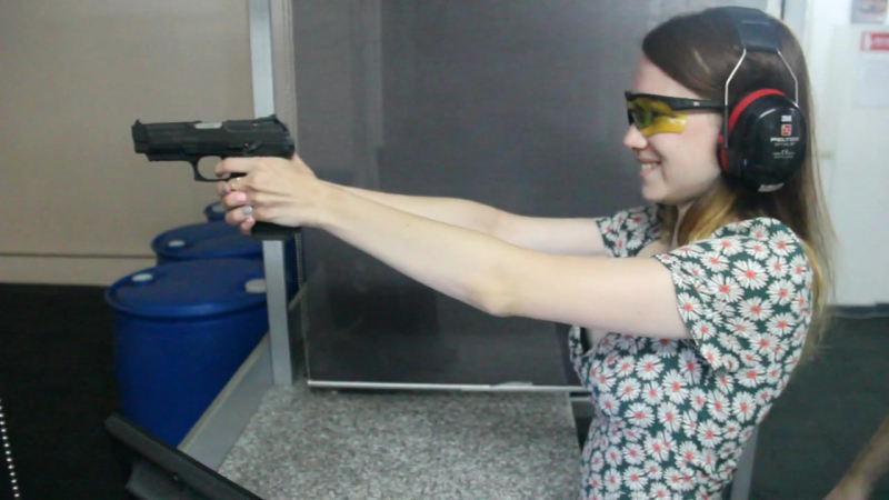 Пистолет Викинг