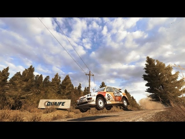 4К DIRT Rally 2015 FORD Escort RS Cosworth