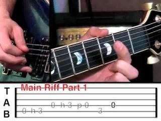 Eric Clapton - Layla Guitar Lesson