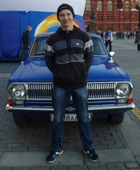 Максим Верейкин, 26 июня , Москва, id108889609