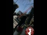 Драка девушек с ножом и пистолетом в Махачкале