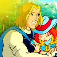 Аватарки Винкс и Холодное Сердце
