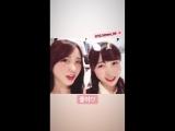 180920 1003_j instagram story update with hitomi @ izone_girls
