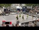FIBA 3x3 World Tour 2018: Lausanne - 1/4 FINAL - Liman TeslaVoda VS. Piran (25-08-2018)