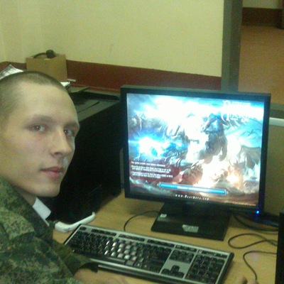 Александр Зябкин, 15 октября 1994, Балаково, id33932348