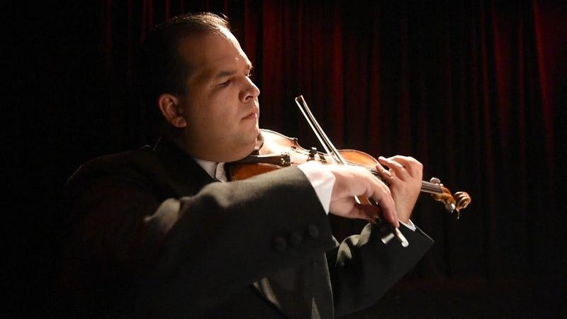 YSAŸE: 2 Mazurkas de Salon - Antal Zalai, violin - classical music