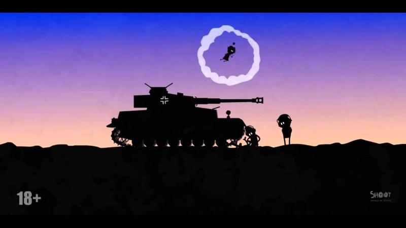Мультик про танки Истории танкистов Серия 1