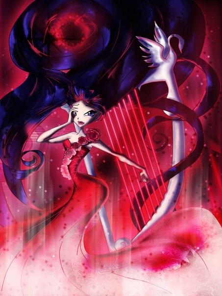 """Лотерея """"Anime & Winx"""" 1 тур +картинки с феями волшебницами!"""