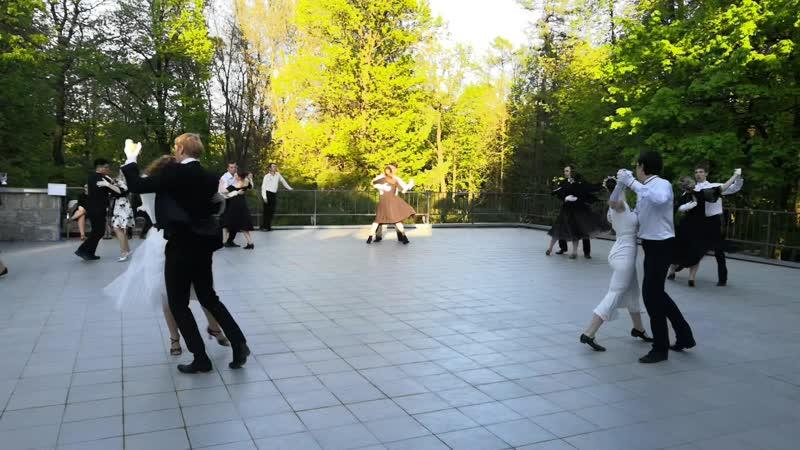 Летний монохромный бал - Цыганская полька