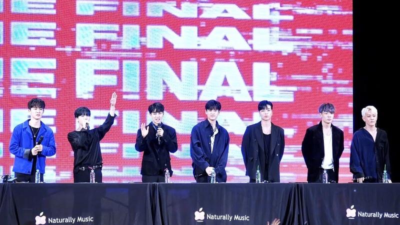 20181006 iKON Fan-Sign Event in Jamsil Lotte World 7KONY Fancam   아이콘 잠실 롯데월드 팬사인회 칠코니 편집 직캠