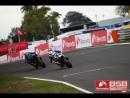 BSB 2018 round 10 Oulton Park RACE2