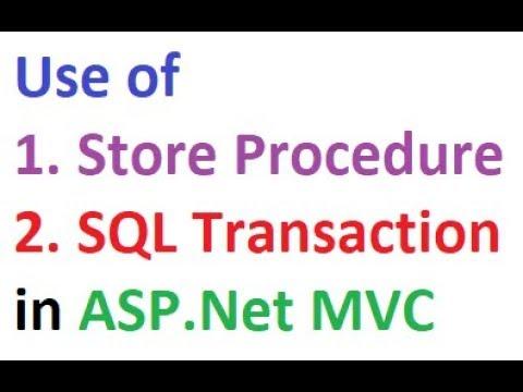 Use SQL Transaction in ASP.Net | SQL Server