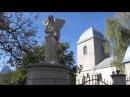 Скульптура ангела. Дмитро Мулярчук. Тернопіль. Надставна церква