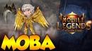 СОЛО РЕЙТИНГ НА МИФИЧЕСКОМ ♠ Mobile Legends Bang Bang ♠ 1080p