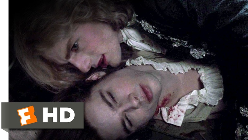 Interview with the Vampire The Vampire Chronicles 1 5 Movie CLIP Becoming A Vampire 1994 HD