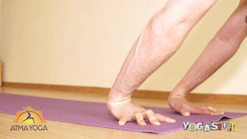 Обзор ассортимента для йоги Коврик Yogastuff Extra он же Yogin Extra Рама Облака