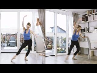 Ballet Barre - Elementary_Intermediate - Exclusive Classical Ballet Classes - Lazy Dancer Studio
