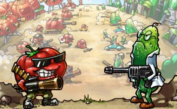 овощные войны скачать игру - фото 2