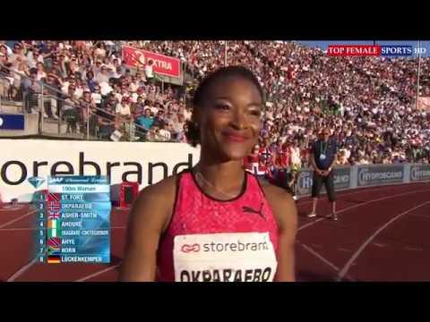 2018-06-07 - 100m - IAAF Diamond League - Oslo