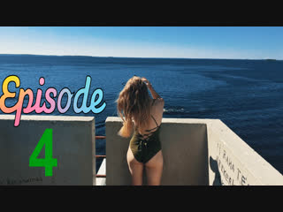ЧАСТЬ 4. ОУЛУ.🇫🇮 Плотина Merikoski 🏬| Пляж Nallikari 🏖|Episode 4. Oulu