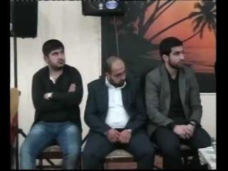 Aqshin Fateh & Vuqar Bileceri & Elxan Muntezir - Huseyne Kerbeladi Hemdem Lenkeran Toyu 2013 Yeni