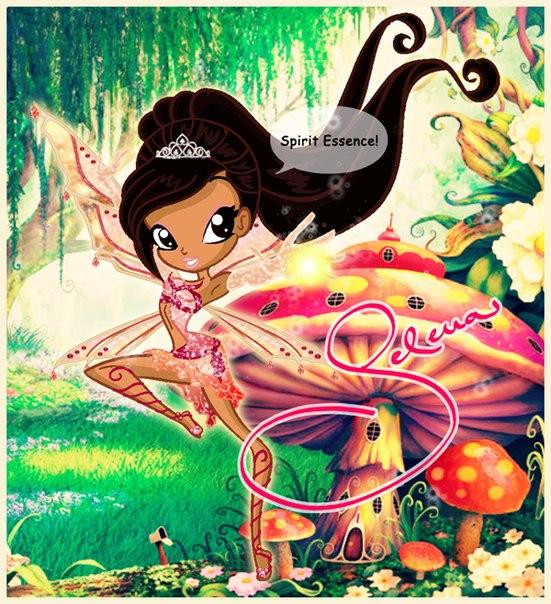 Игра тест принцесса стихий и арты винкс с Селеной