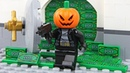 Lego Halloween The Bank Robbery