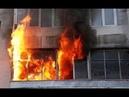 После пожара в ремонт в квартире