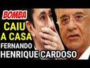 BOMBA CAIU A CASA DE FERNANDO HENRIQUE CARDOSO