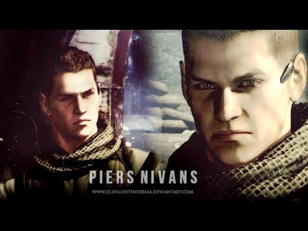 [TRIBUTE] ► Resident Evil 6 ● Piers Nivans ||HD||