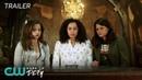 Charmed | Sisterhood Trailer | The CW/Трейлер сериала Зачарованные