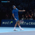 Tennis TV on Instagram Tennis ball OUTTA NOWHERE