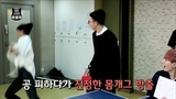 Mysterious Things in K-Pop (1) Is J-Hope hit by the ping pong ball
