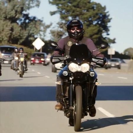 "Ride with Norman Reedus on Instagram: ""Rev your engines... @jeffreydeanmorgan, AndrewLincoln, MelissaMcBride, @marilynmanson, @steveyeun, @austin..."
