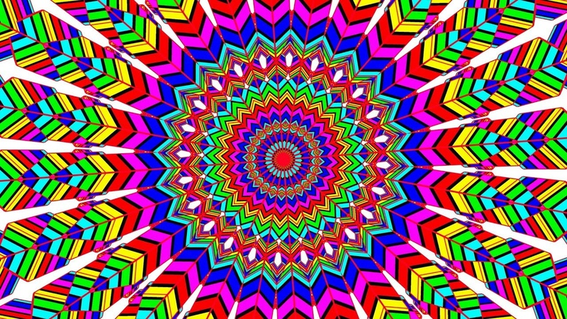 Let's create colorful psychedelic mandalas with Trapcode TAO in After Effects