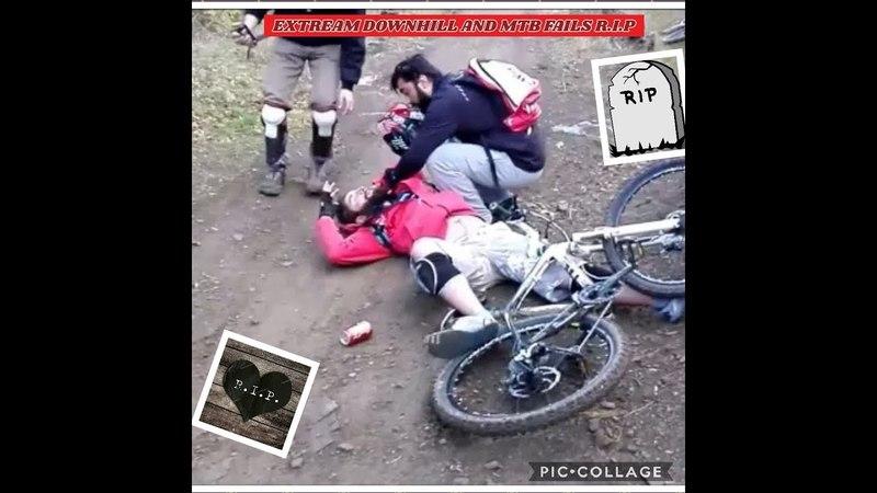 EXTREAM Downhill and Mtb Fails R.I.P➕ 5