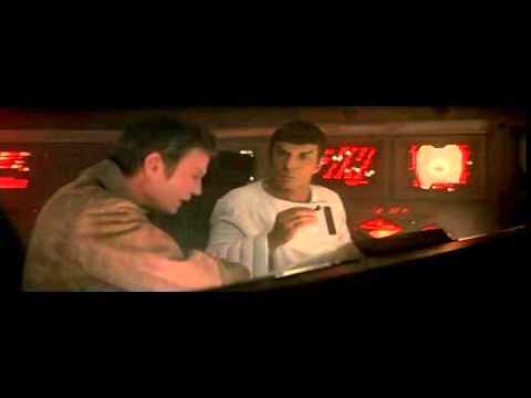 Famous exchange between Spock Leonard McCoy
