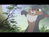 Bambi wrong scream