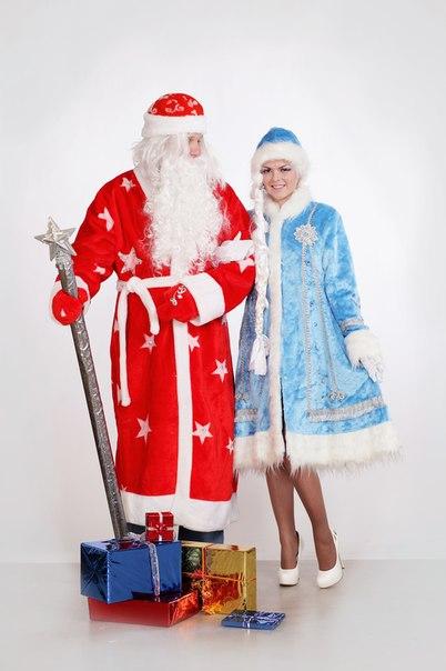 Костюмы для детей на новый год деда мороза