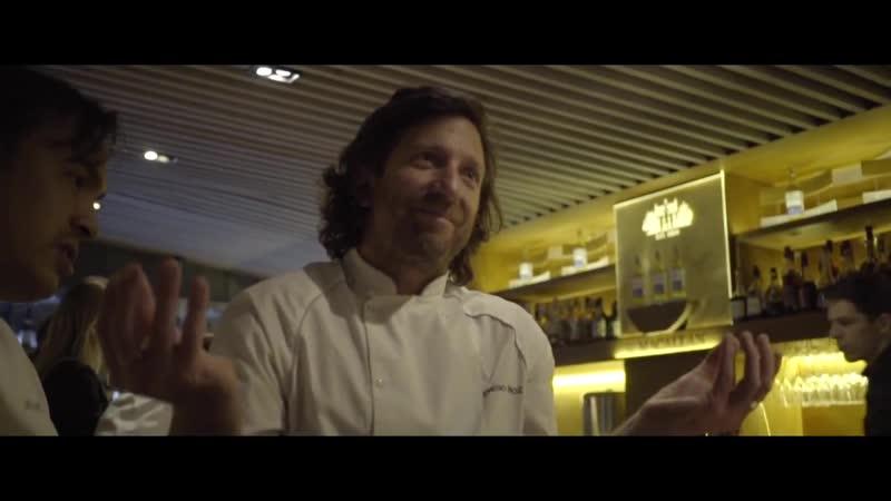 7 ноября — ужин шеф-повара Диего Муньоса в ресторане «Мансарда»